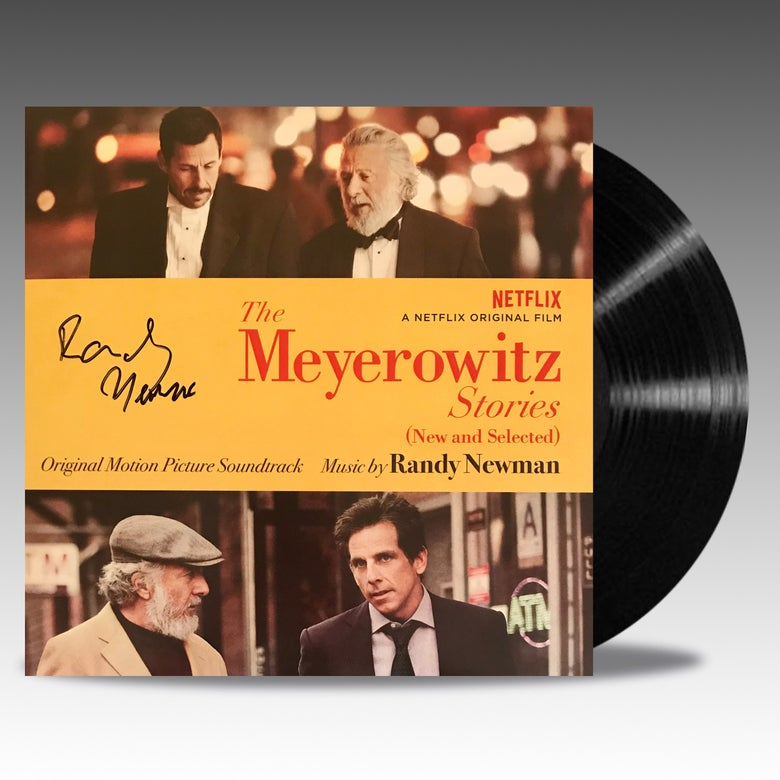 Image of The Meyerowitz Stories (New And Selected) 'Signed Edition' - Randy Newman