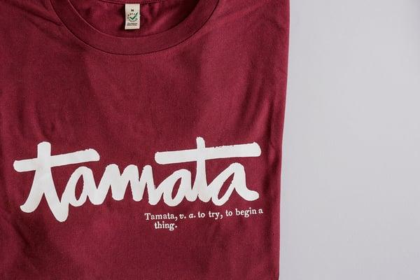 """Image of T-shirt """"Tamata"""""""