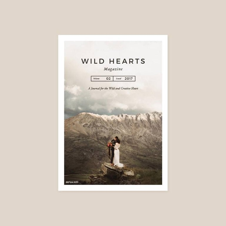 Image of Wild Hearts 2017 Edition