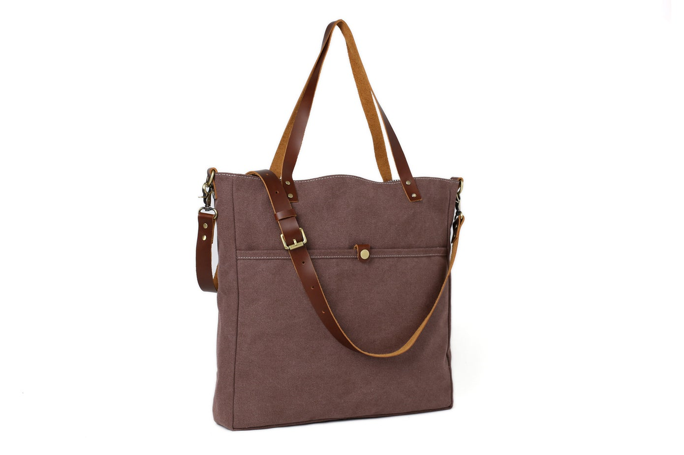 Handmade Canvas Tote Bag Messenger School Handbag Shoulder 16000
