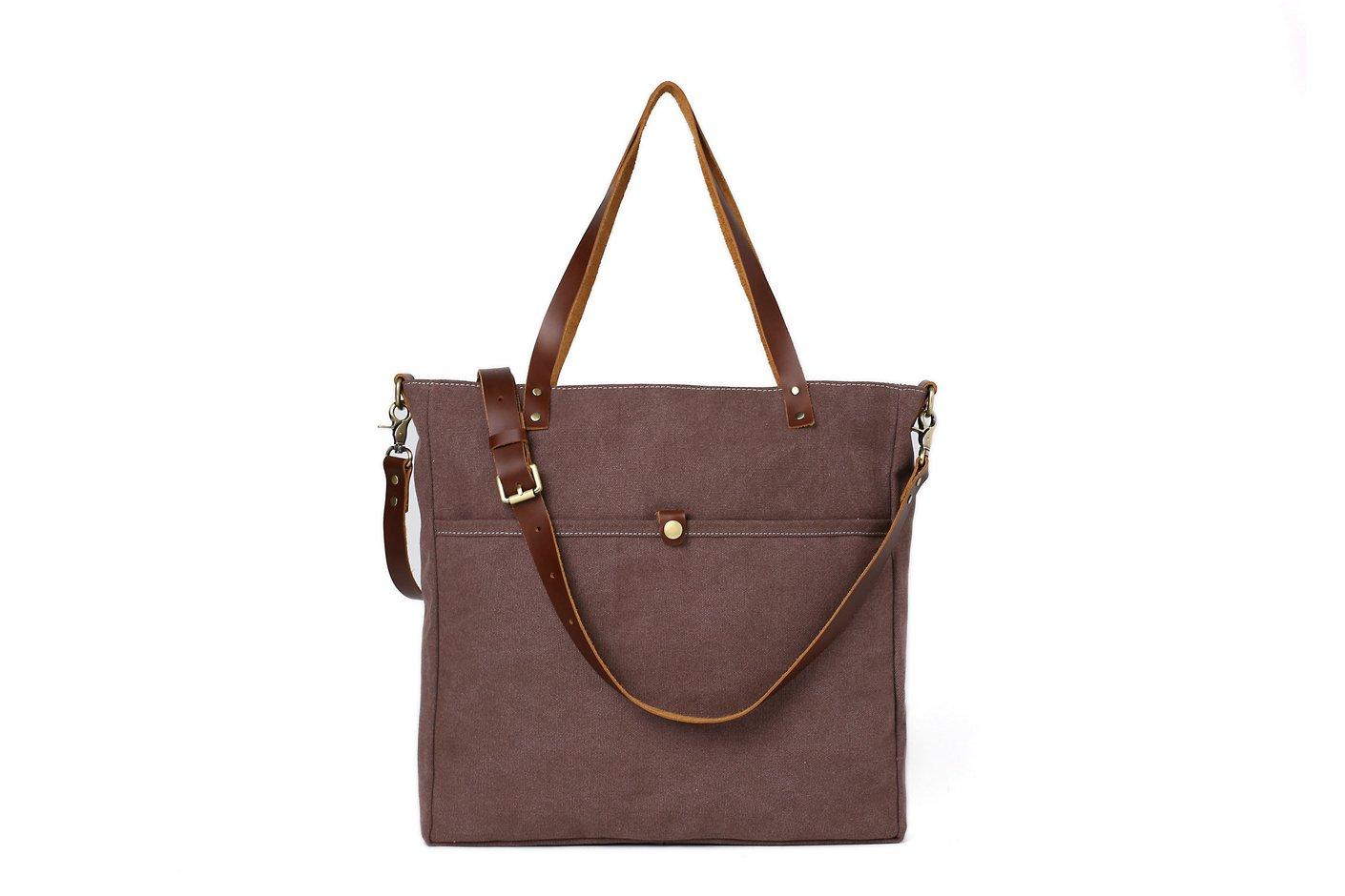 39fc99b781 Handmade Canvas Tote Bag Messenger Bag School Bag Handbag Shoulder Bag 16000