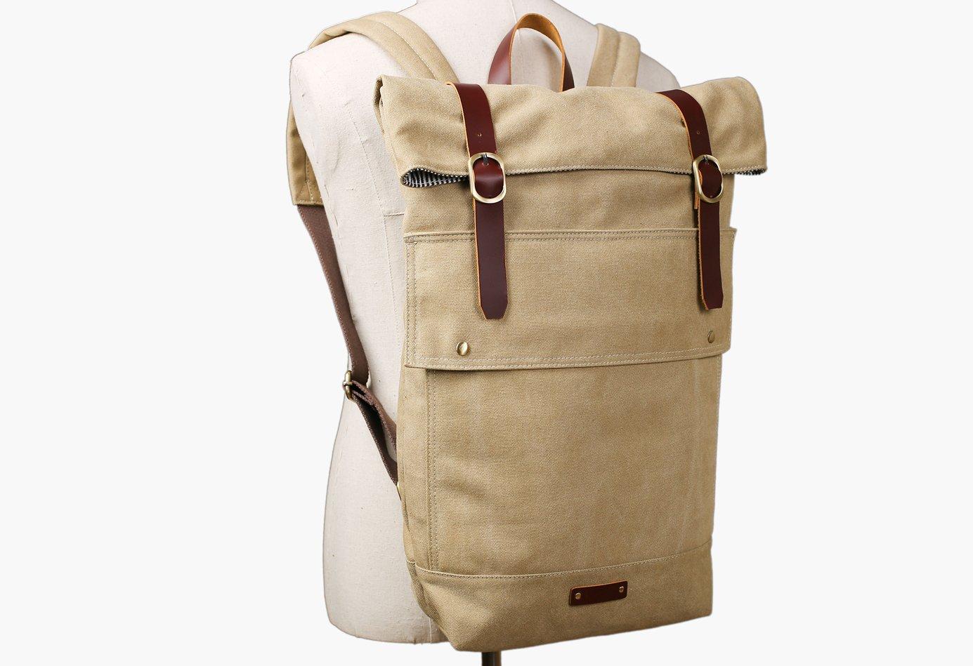 7386d0e6f9e9 Canvas Travel Backpacks- Fenix Toulouse Handball