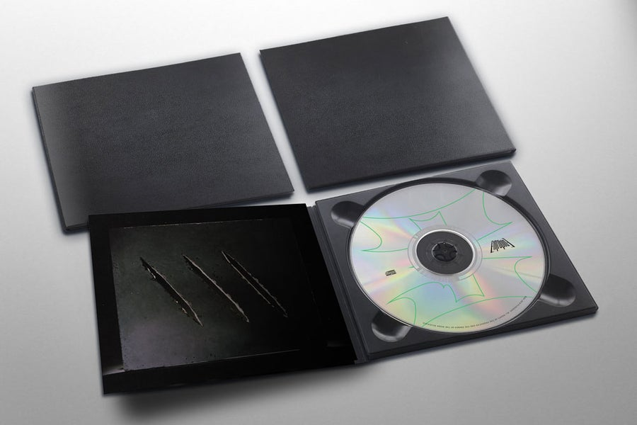 Image of ENTROPIA 3 - CD LIMITED EDITION (preorder)