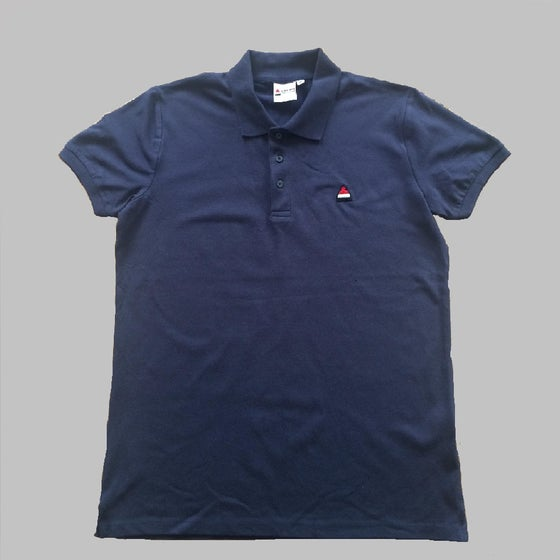 Image of RBN1878 MATCH POLO - NAVY