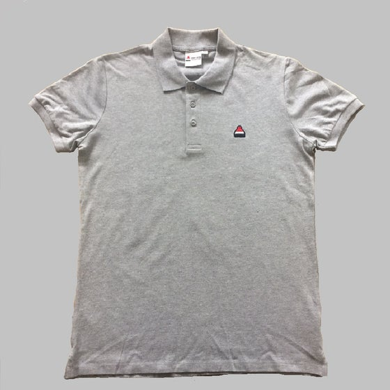 Image of RBN1878 MATCH POLO - GREY