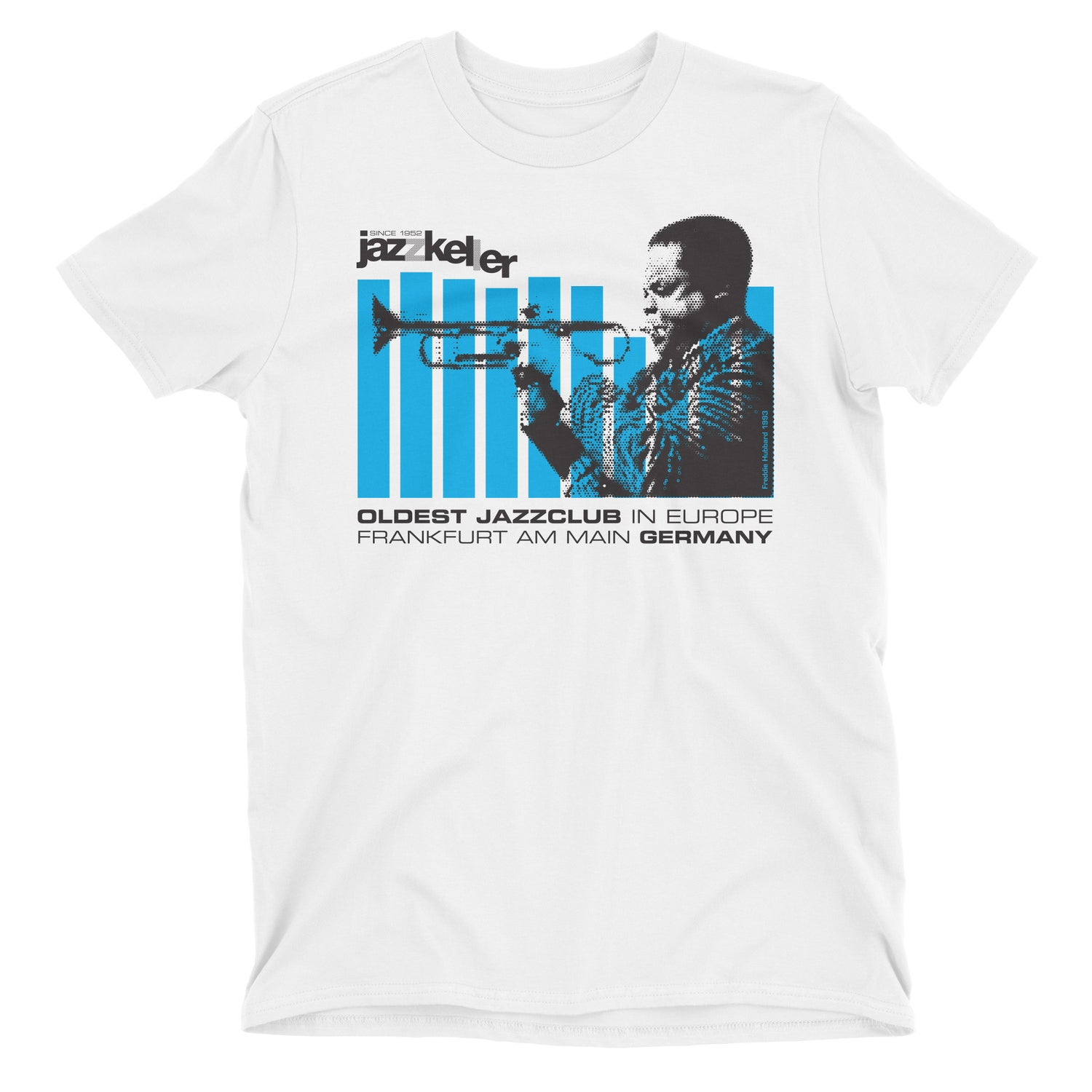 Image of JK1993 Limited-Edition T-Shirt 100 units only printed in Germany - JUST ARRIVED