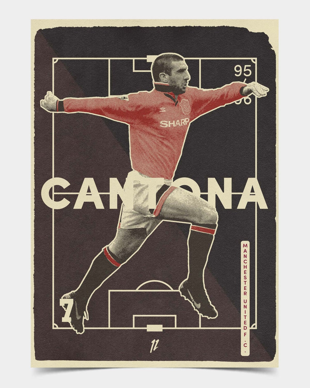 Image of Cantona Retro