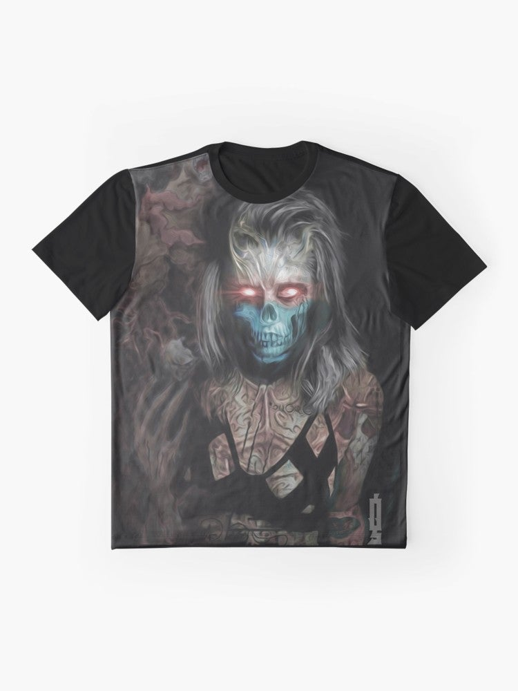 "Image of Limited Edition ""Disenchanted Spirit"" Artwork Tee Shirt"
