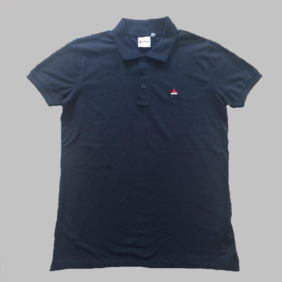 Image of RBN1878 MATCH POLO - BLACK