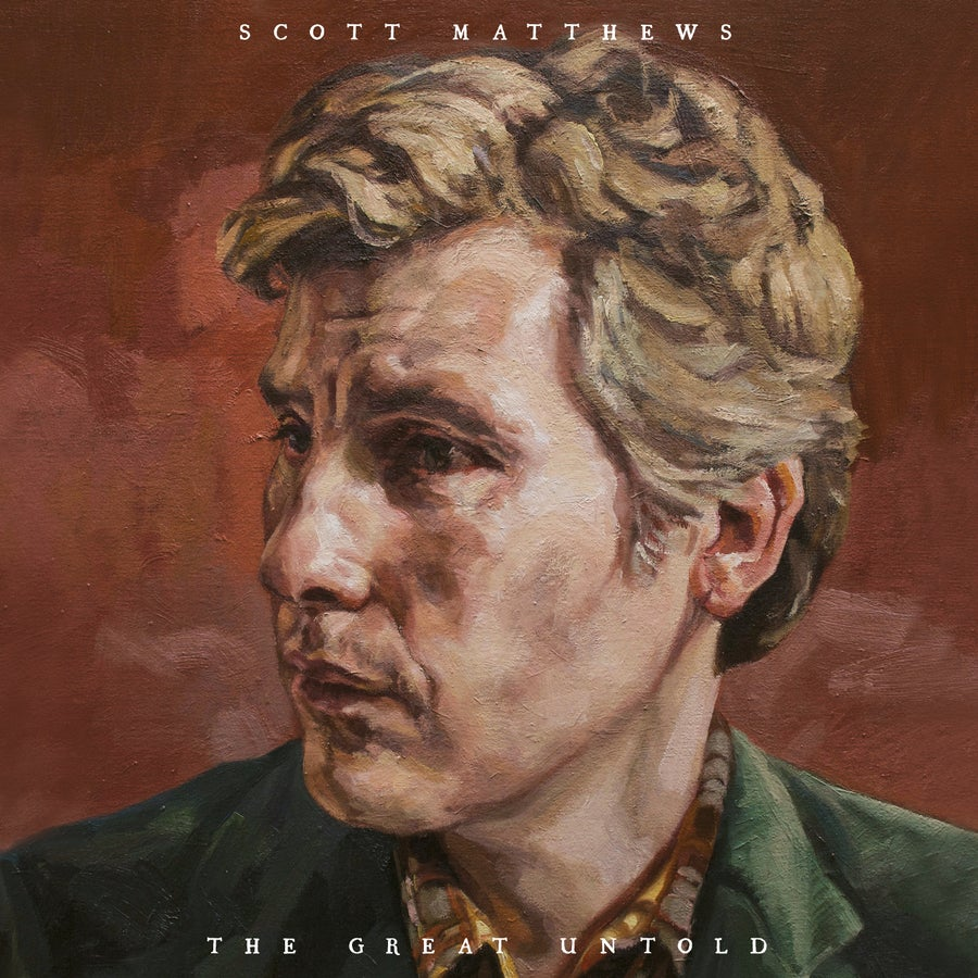 Image of Scott Matthews - The Great Untold - 180g Vinyl - NEW RELEASE 2018
