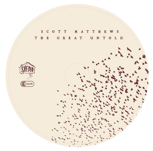 Image of Scott Matthews - The Great Untold - CD