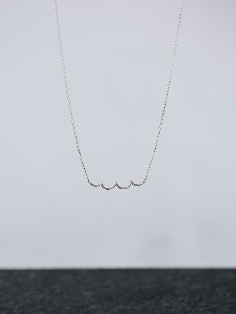 Image of Wave(s) Necklace