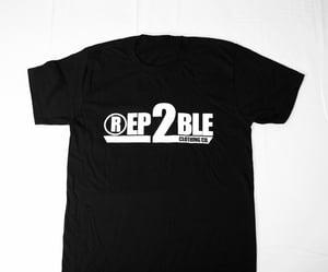 Image of Rep2ble OG Logo Tee