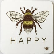 Image of BEE Happy Coasters