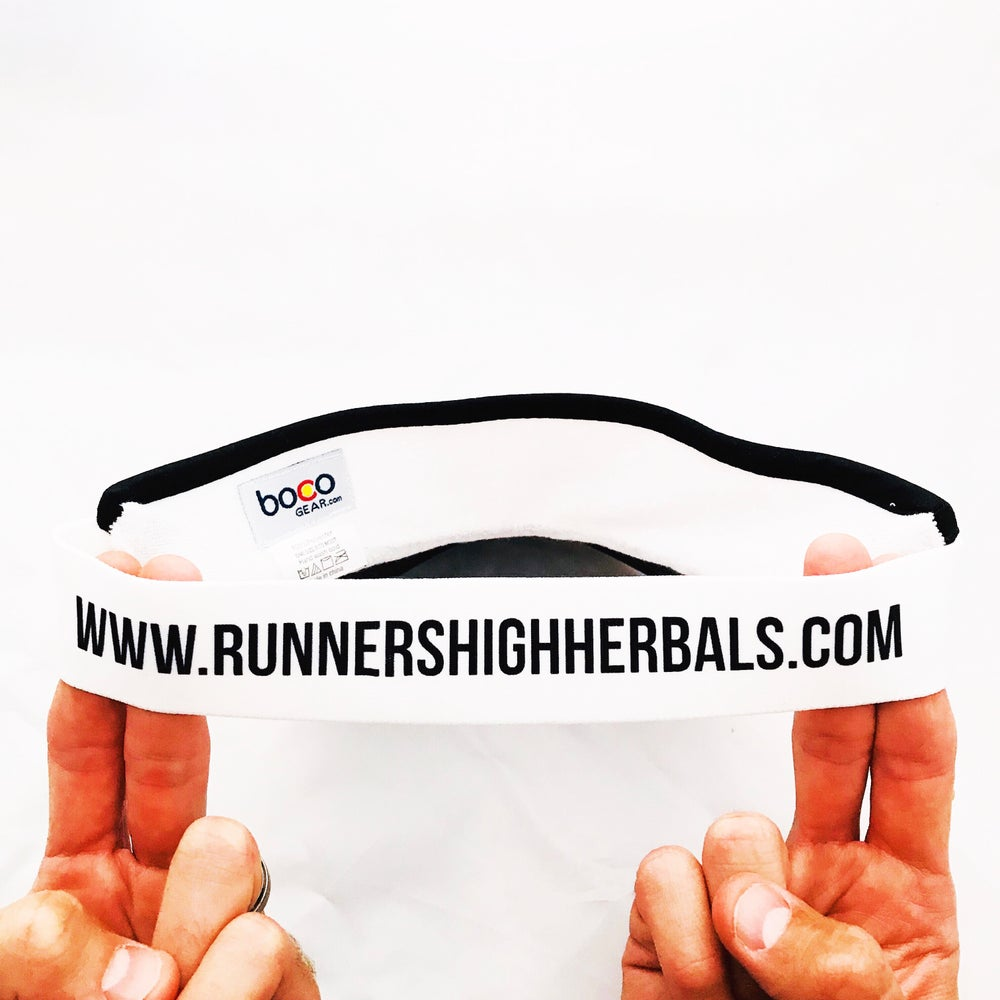 Image of Runner's High Race Visor