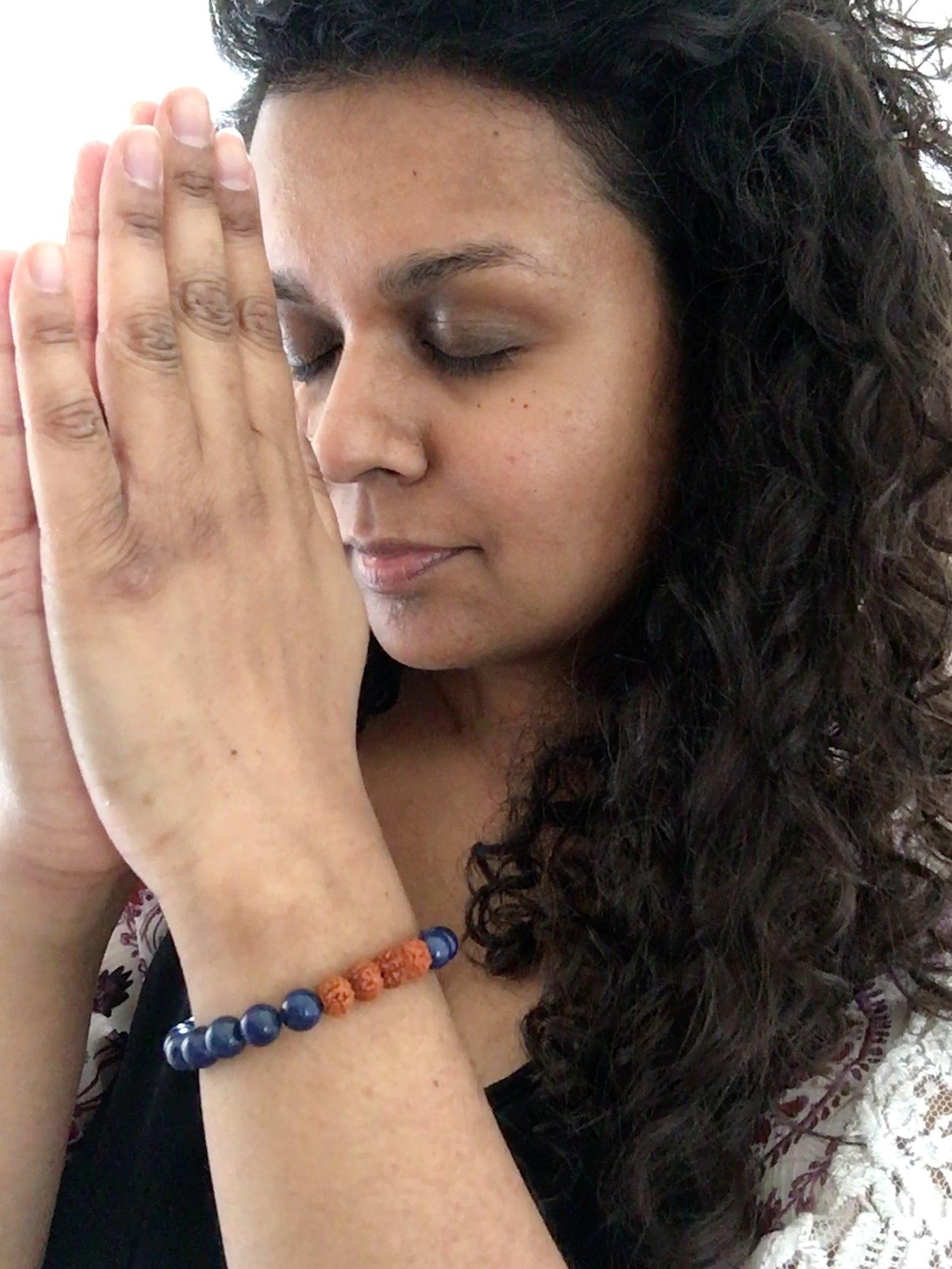 Image of Lapis Bracelet