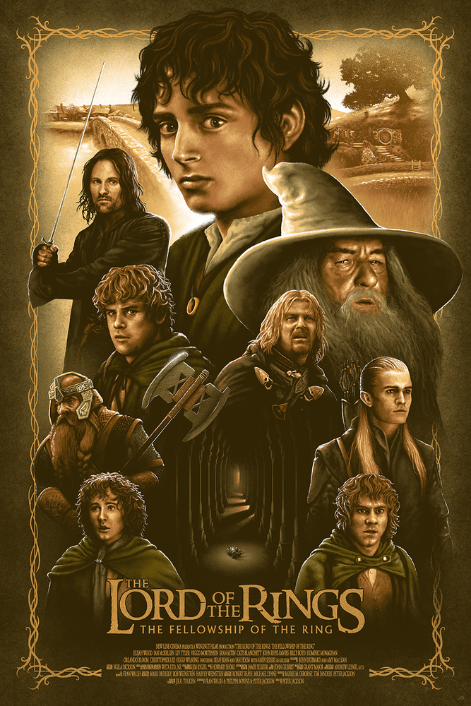 Image of The Fellowship of the Ring