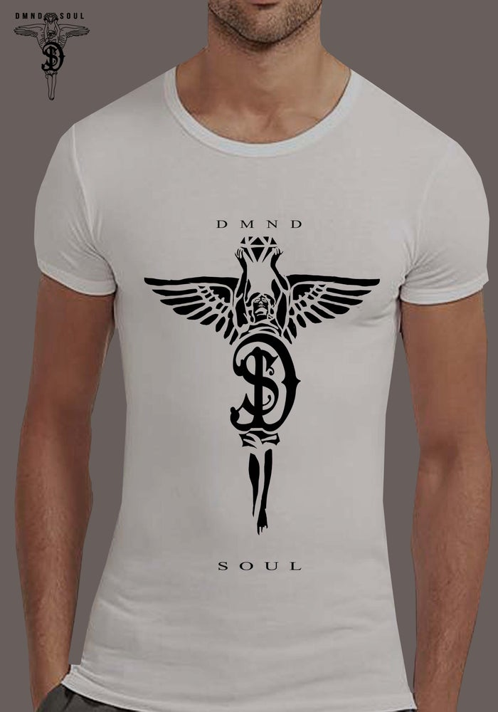Image of Diamond Soul Signature Logo Tee