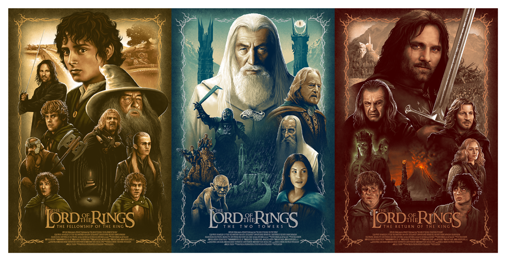 Image of The Lord of the Rings Trilogy