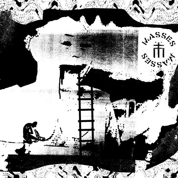 "Image of MASSES - s/t 7"" (OUT NOW)"