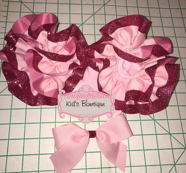 Image of Ruffle Socks & Bow