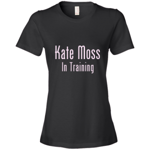 Image of Kate Moss In Training