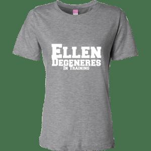 Image of Ellen In Training