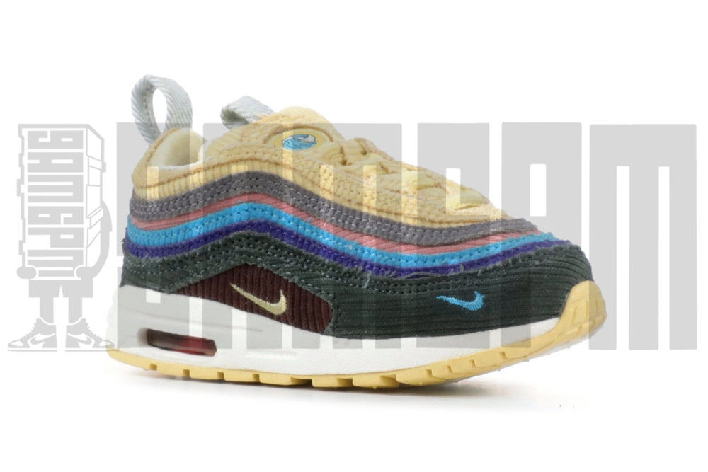 "Image of Nike AIR MAX 1/97 VF SW (TD) ""SEAN WOTHERSPOON"""