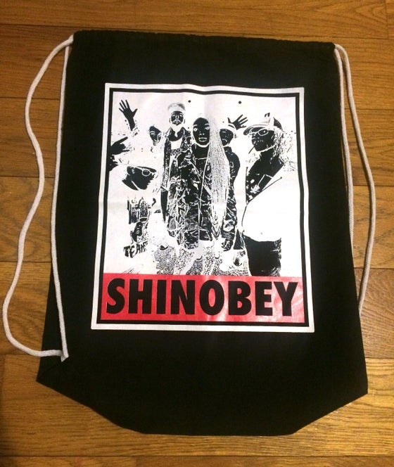 Image of Shinobey Drawnstring Backpack
