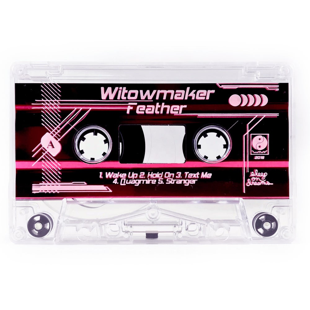 Image of WITOWMAKER- FEATHER : Limited Cassette Tape