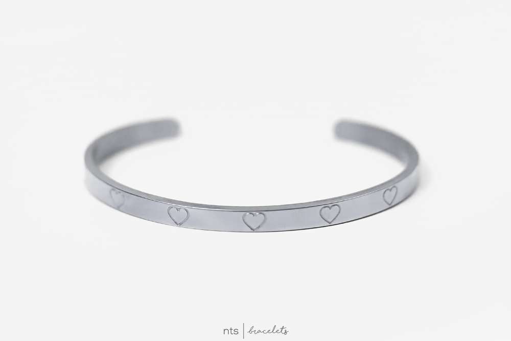 Image of #NTS: LOVE WITHOUT LIMITS <3 (LIMITED EDITION + Silver)