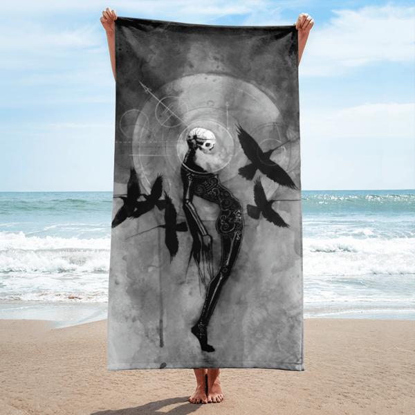Image of May 15th Beach Towel!