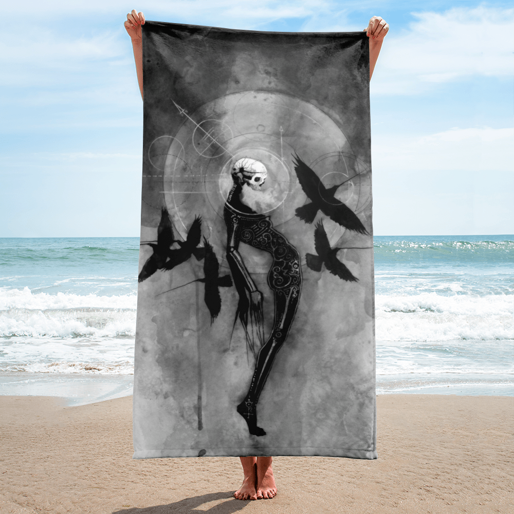 Image of May 15th Beach Towel!