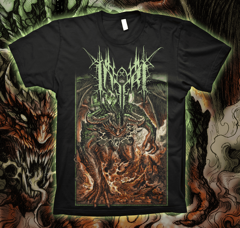 Image of INFERI - Destroyer Tee