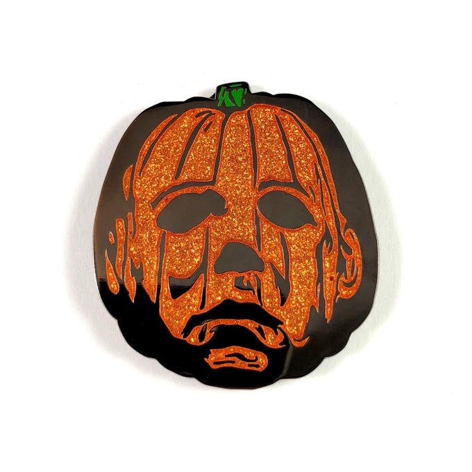 Image of Jack O' Myers Version 3 (Glitter) Pin