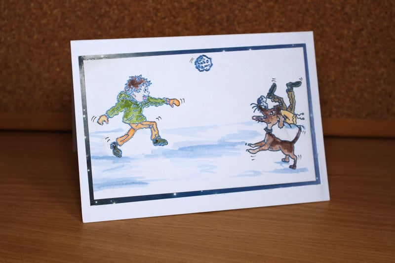 Winter Whippersnappers - Stamp set