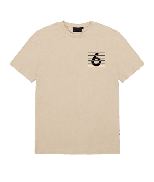 Image of FLUX Anniversary T-Shirt (Sand)
