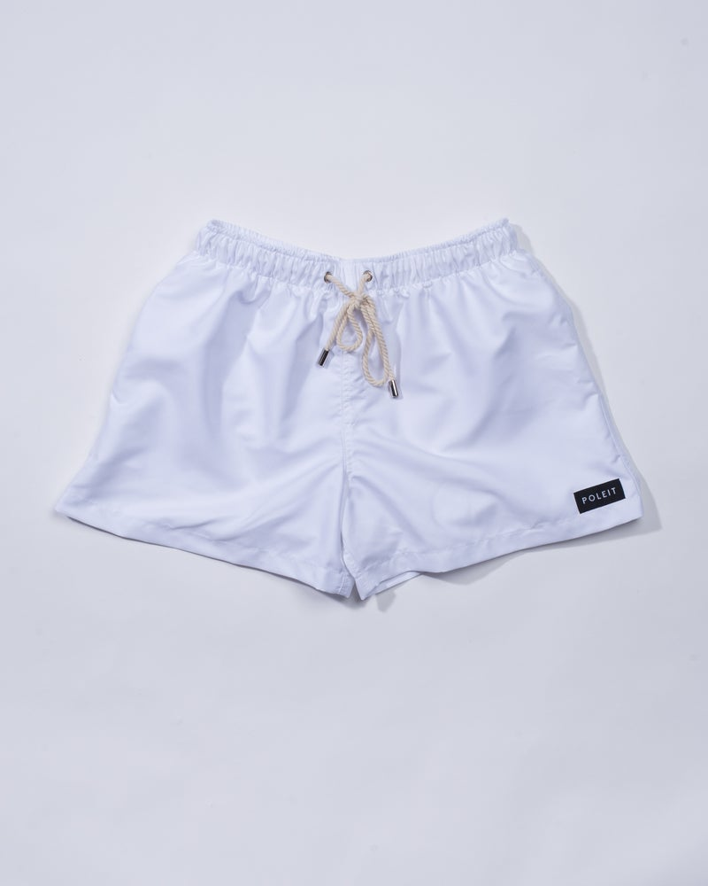 Image of Capri Swim Short Bianco