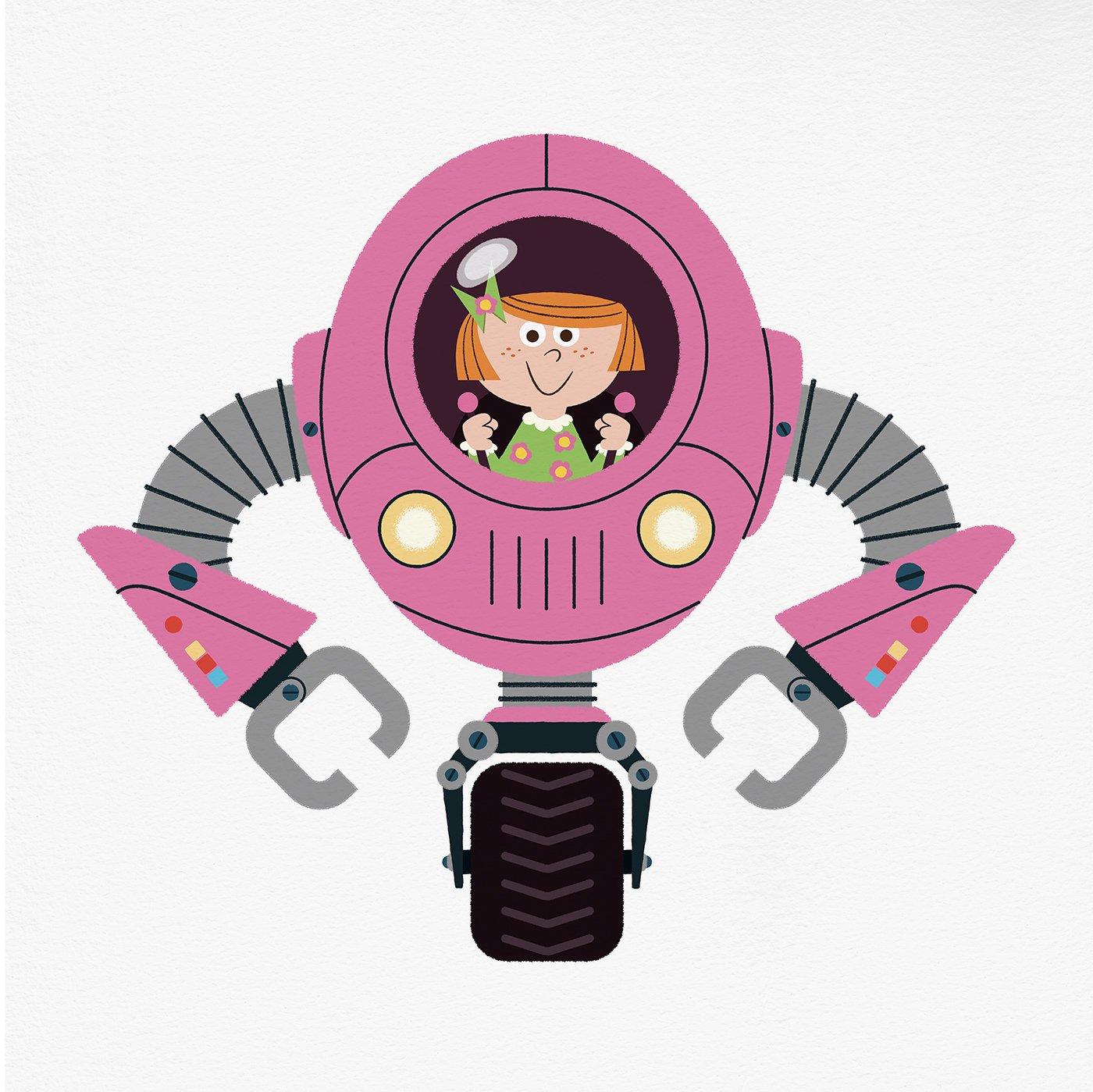 Image of RoboPal - Peg
