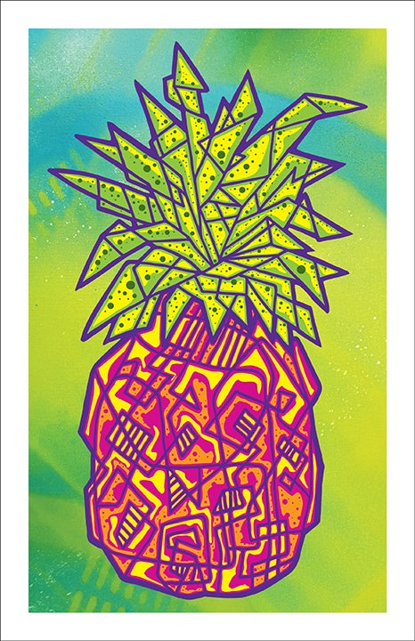 Image of Funky Pineapple