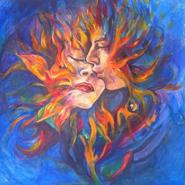 Image of Kiss Of Fire