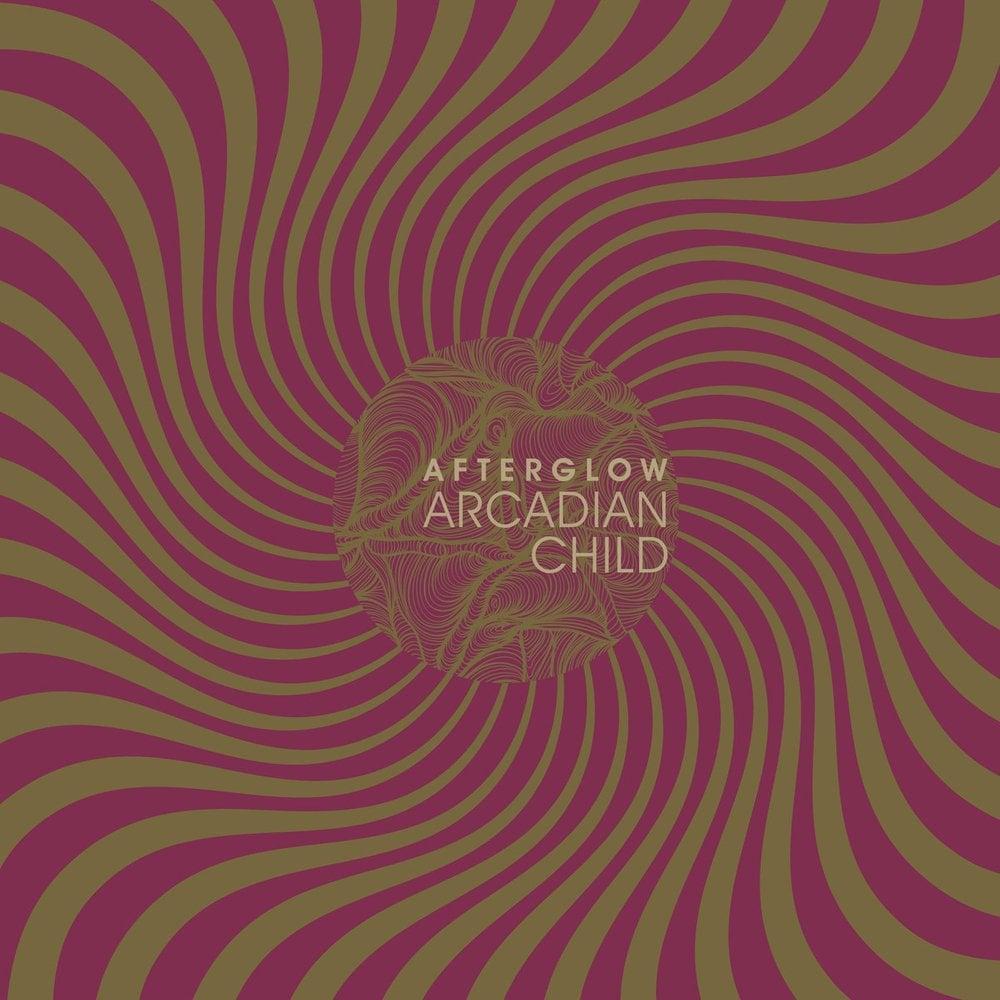 "Image of Arcadian Child - Afterglow ""Midnight Glows Black"" Worldwide Edition 12"" Vinyl LP"