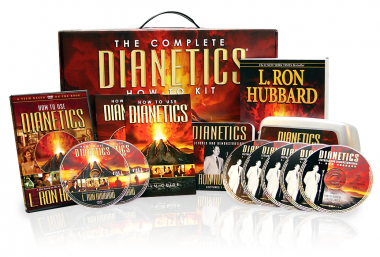 Image of THE COMPLETE DIANETICS HOW-TO KIT