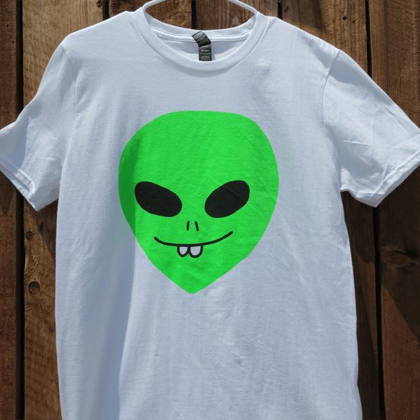 Image of Bucktooth Alien Tee