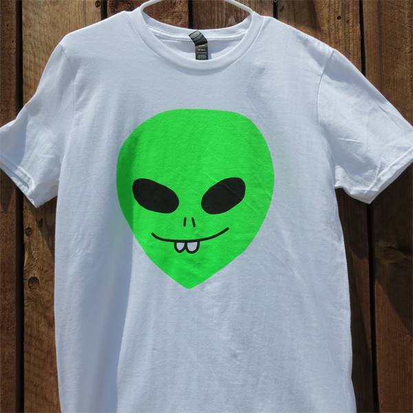 Image of Alien Tees