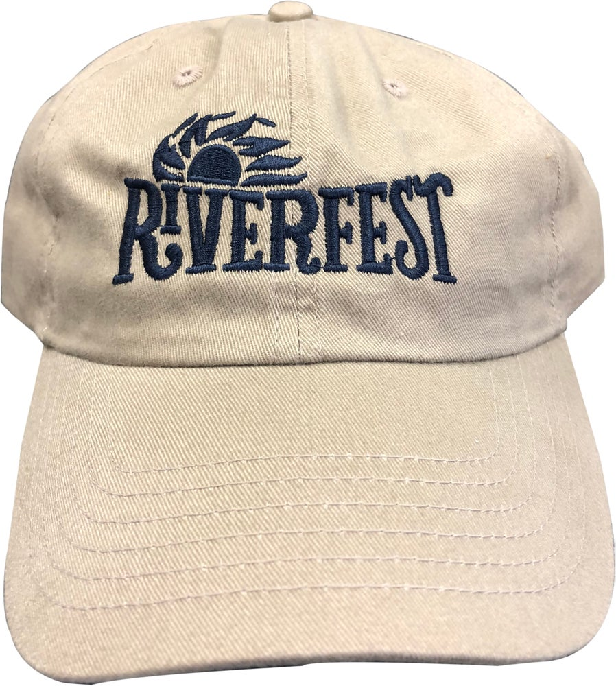 Image of Khaki or Army Gren Riverfest Cap