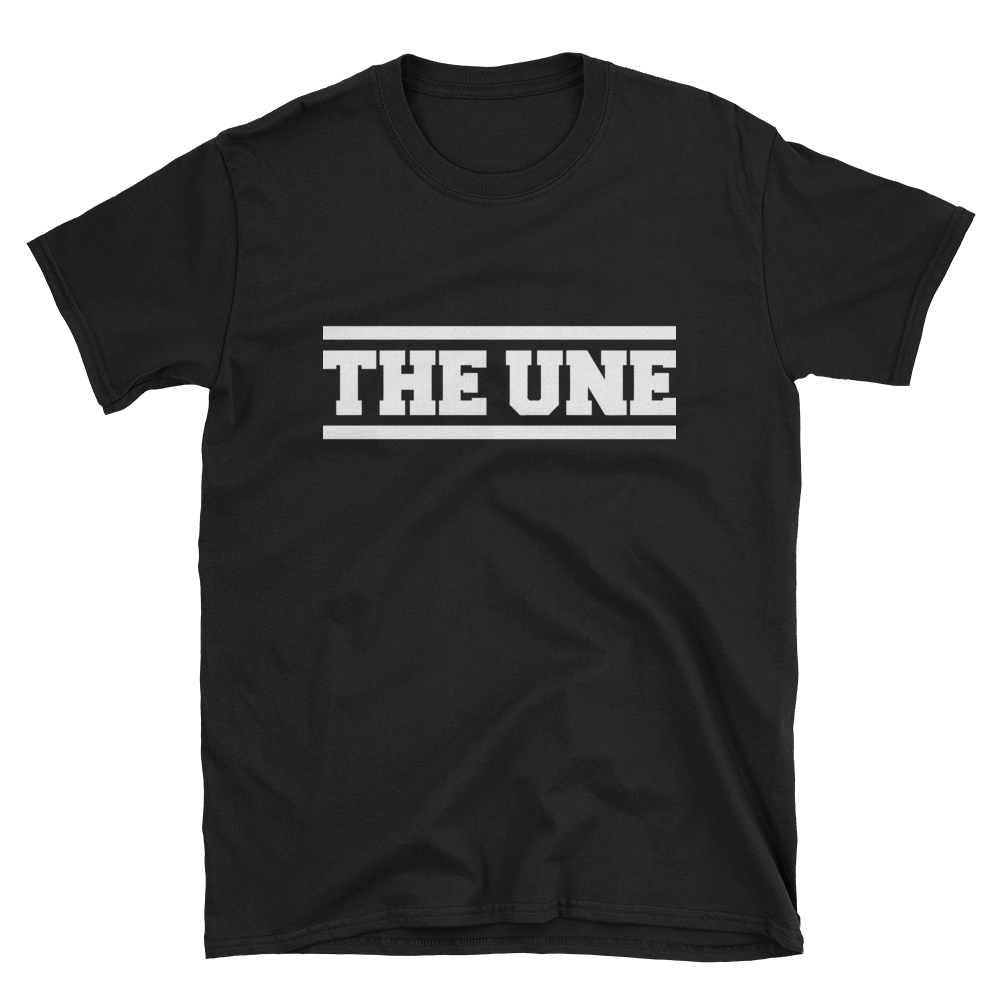 Image of THE UNE TEE MIDDLE