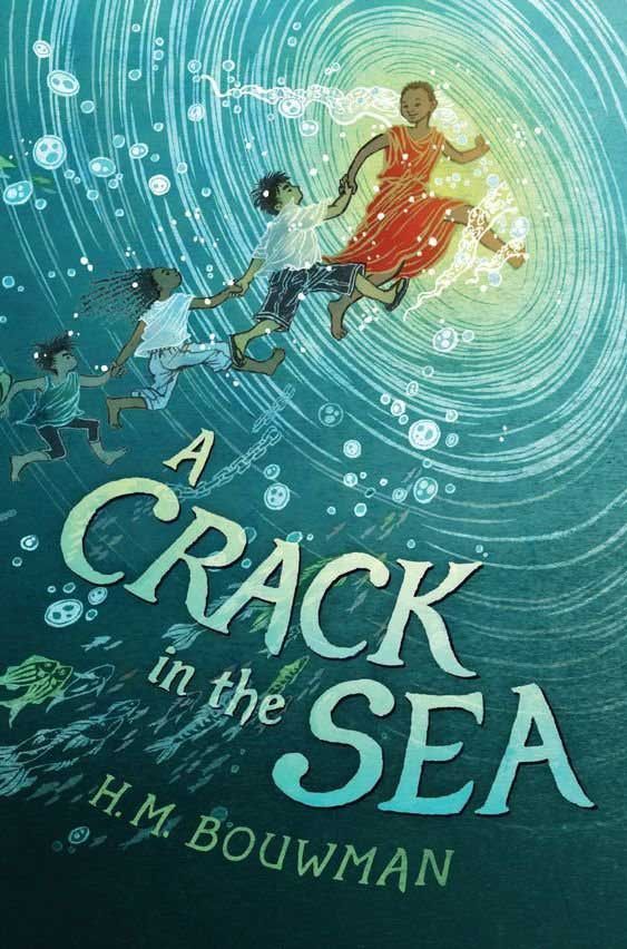 Image of MIDDLE GRADE NOVEL: A Crack in the Sea