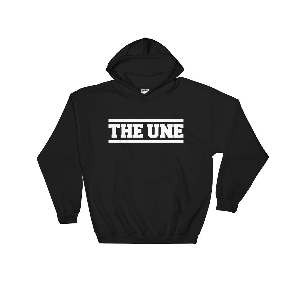Image of THE UNE HOODIE