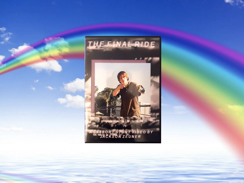 Image of The Final Ride DVD